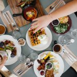 Perchého paura di mangiare in pubblico?