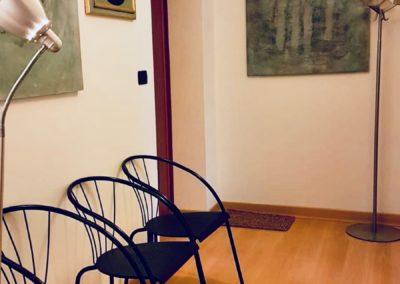 sala di attesa centro di psicologia