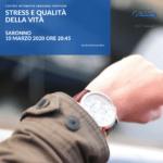 Stress e Qualità della Vita: Incontro a Saronno