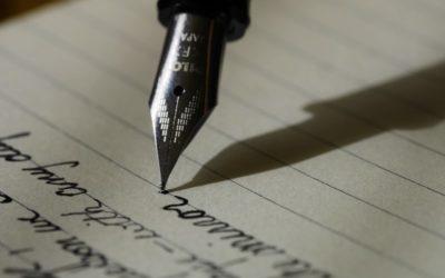 Il Potere Terapeutico della Scrittura