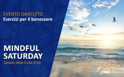 MINDFUL SATURDAY: Ogni Sabato Mindfulness