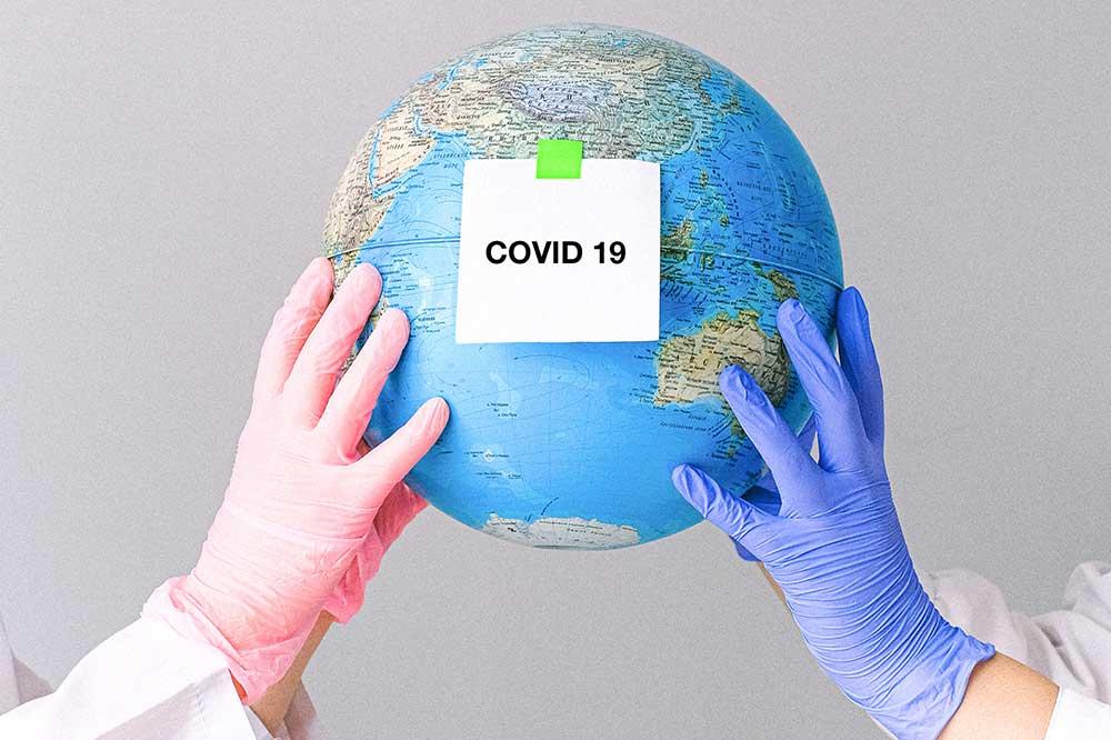 epidemia da Covid 19