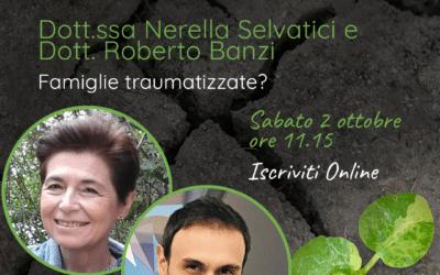 Famiglie traumatizzate? Summit di Psicologia Saronno 2021